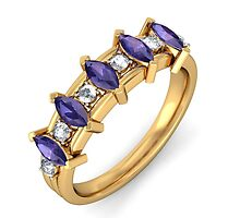Gold Rings Price India by kapil223