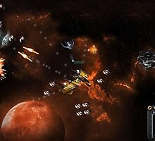 Space Action Game by bigpoint