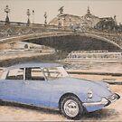 ds19, Pont Alexandre III by Peter Brandt