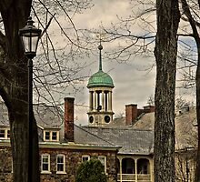 Central Moravian Church - Bethlehem by djphoto