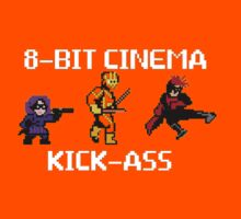 kick ass 8-bit by daneh