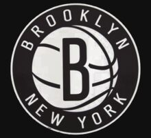 BROOKLYN NETS - LOGO by Tizza