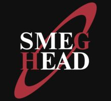 Smeg Head (White) by MrHSingh