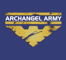 ME2 - Archangel Army by Rhaenys