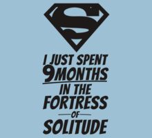 I Just Spent 9 Months In The Fortress Of Solitude by Look Human
