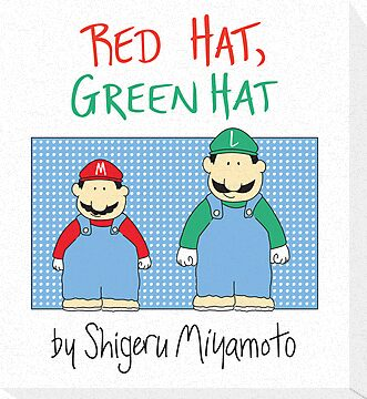 Red Hat, Green Hat by moysche