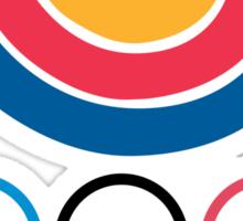 Seoul 1988 Olympics Sticker