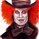 Mad Hatter by hasanabbas