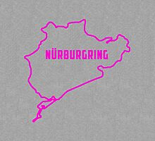 Nürburgring Track (Germany) - Pink by vincepro76