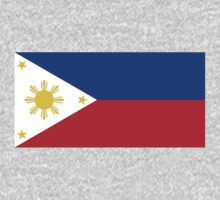 Philippines Flag by cadellin