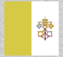 Vatican City Flag by cadellin