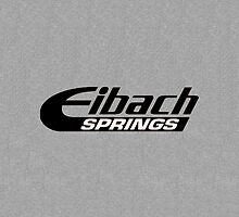 Eibach Springs Badge Logo by vincepro76