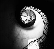 Spiral Staircase by Nigel Bangert