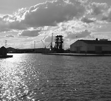 Port Photograph by MustBeMishka