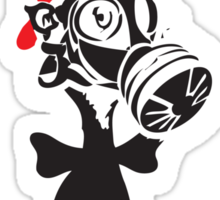 Nuke-A-Seuss basic Street Art Stencil Sticker