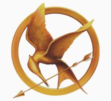 The Hunger Games - Mockingjay Pin by Marisa Gamez