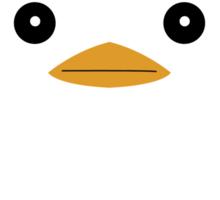 Mawaru Penguindrum - Penguin no. 2 Sticker