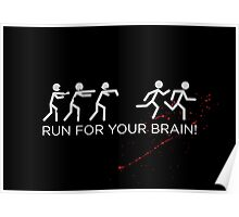 Run for your BRAIN! Poster