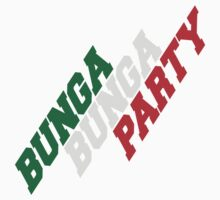 Bunga Bunga Party Design by Style-O-Mat