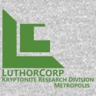 LUTHORCORP KRYPTONITE RESEARCH by Nasherr