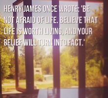 henry james quote by AgM465