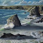 Bedruthan High Water by Dylan Cotton
