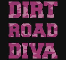 Dirt Road Diva (pink camo) by Look Human