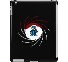 Double Oh Rockman iPad Case/Skin