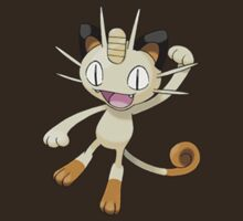 Meowth by Stephen Dwyer