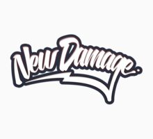 New Damage Baseball (Clean) by newdamage