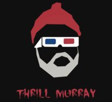 Bill Murray style T-Shirts & Hoodies by meganfart