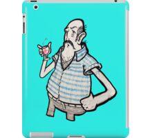 Lisbon Graffiti (tees, cases and prints) iPad Case/Skin