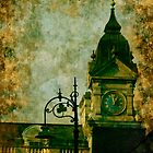 Clock Tower by Cornelia Mladenova