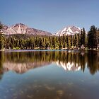 Reflection Lake, Lassen National Park by Chris Frost Photography