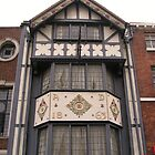 1863 Window in Shrewsbury by lezvee