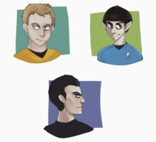Star Trek by demonzee