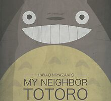 My Neighbor Totoro by OurBrokenHouse