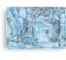 Elizabeth Bay Grotto Canvas Print
