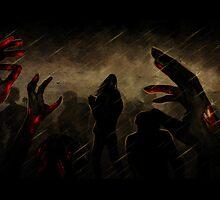 Zombies by miriamuk