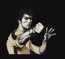 bruce lee by tyler8