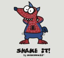 Shake it! Luppo the wolf going Harlem Shake style by Kokonuzz