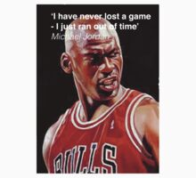 Michael Jordan picture, with quote  by bradsipek