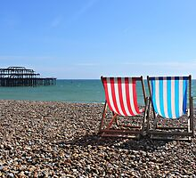 West Pier view by Ms-Bexy