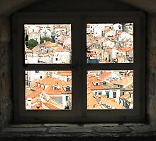 The Streets of Dubrovnik 3 by MigBardsley