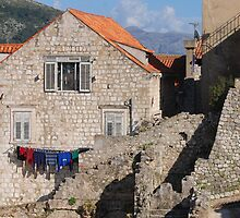 The Streets of Dubrovnik 5 by MigBardsley