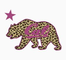Cali Bear Cheetah by daleos