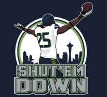"VICTRS ""Shut'Em Down"" Kids Clothes"