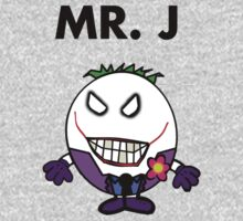 Mr. Men Joker by AdvOfRoadkill