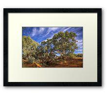 Bunker Creek Framed Print