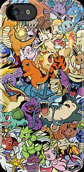 Pokemaniacal Colour by Alex Clark